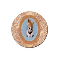 Arn t I Adorable? Drink Coaster (Round)