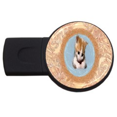 Arn t I Adorable? 2gb Usb Flash Drive (round)