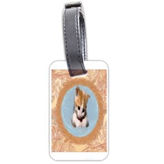 Arn t I Adorable? Luggage Tag (Two Sides)