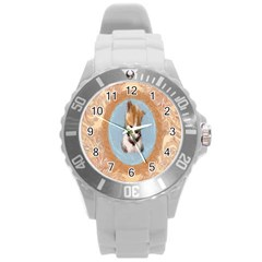 Arn t I Adorable? Plastic Sport Watch (Large)