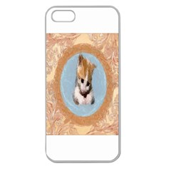 Arn t I Adorable? Apple Seamless iPhone 5 Case (Clear)