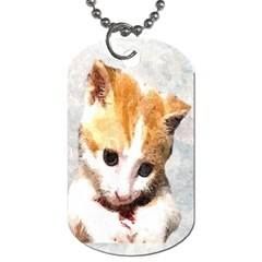 Sweet Face :) Dog Tag (two Sided)