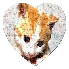 Sweet Face :) Jigsaw Puzzle (Heart)