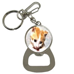 Sweet Face :) Bottle Opener Key Chain