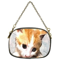 Sweet Face :) Chain Purse (one Side)