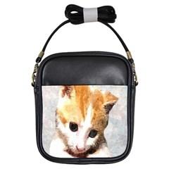 Sweet Face :) Girl s Sling Bag