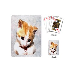 Sweet Face :) Playing Cards (Mini)