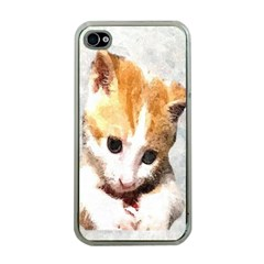 Sweet Face :) Apple iPhone 4 Case (Clear)