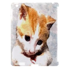 Sweet Face :) Apple Ipad 3/4 Hardshell Case (compatible With Smart Cover)
