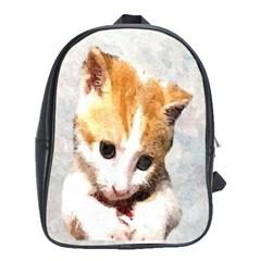 Sweet Face :) School Bag (xl)