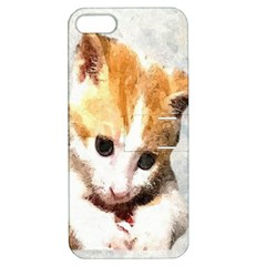 Sweet Face :) Apple iPhone 5 Hardshell Case with Stand