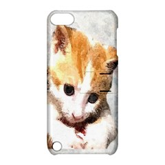 Sweet Face :) Apple iPod Touch 5 Hardshell Case with Stand