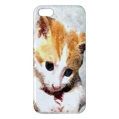 Sweet Face :) iPhone 5 Premium Hardshell Case