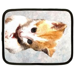 Sweet Face ;) Netbook Case (Large)