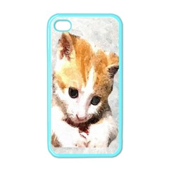 Sweet Face ;) Apple Iphone 4 Case (color)