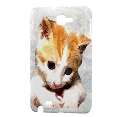 Sweet Face ;) Samsung Galaxy Note 1 Hardshell Case