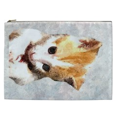 Sweet Face ;) Cosmetic Bag (XXL)