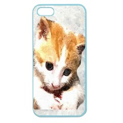Sweet Face ;) Apple Seamless Iphone 5 Case (color)