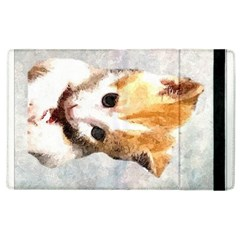 Sweet Face ;) Apple iPad 2 Flip Case