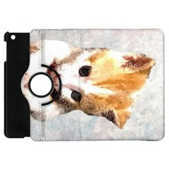 Sweet Face ;) Apple Ipad Mini Flip 360 Case