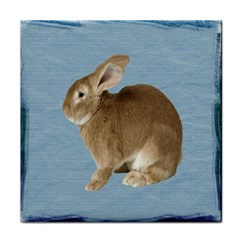 Cute Bunny Ceramic Tile