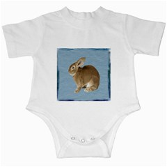 Cute Bunny Infant Creeper
