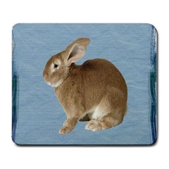 Cute Bunny Large Mouse Pad (Rectangle)