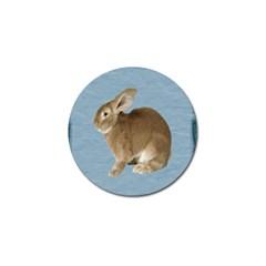 Cute Bunny Golf Ball Marker 10 Pack