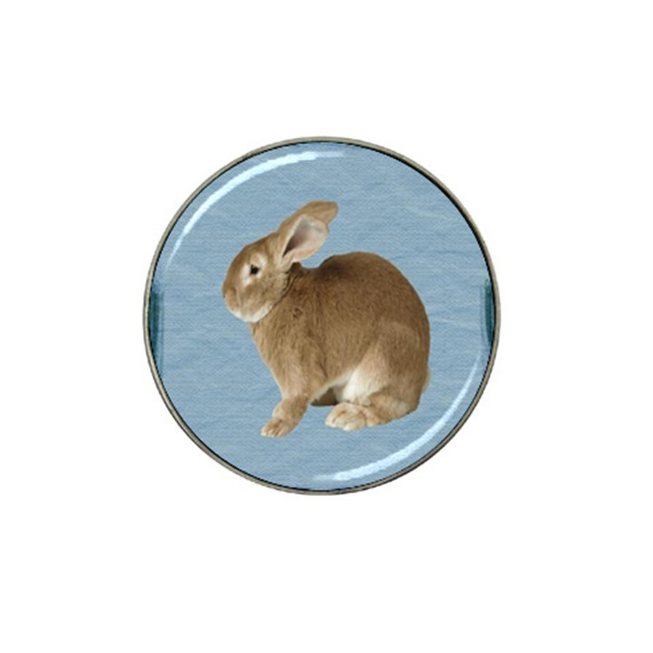Cute Bunny Golf Ball Marker 4 Pack (for Hat Clip)