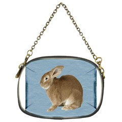 Cute Bunny Chain Purse (two Side)