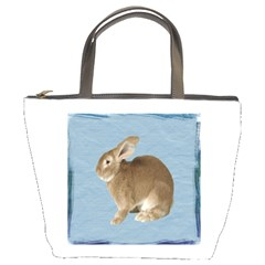 Cute Bunny Bucket Bag