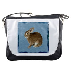Cute Bunny Messenger Bag