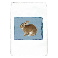 Cute Bunny Removable Flap Cover (Small)
