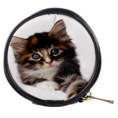 Curious Kitty Mini Makeup Case