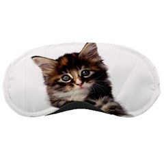 Curious Kitty Sleeping Mask