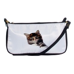 Curious Kitty Evening Bag