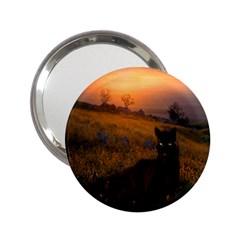 Evening Rest Handbag Mirror (2 25 )