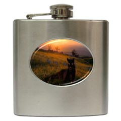 Evening Rest Hip Flask