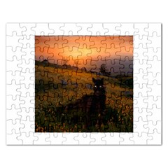 Evening Rest Jigsaw Puzzle (Rectangle)