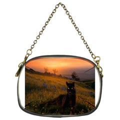 Evening Rest Chain Purse (Two Side)