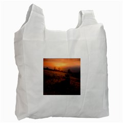 Evening Rest Recycle Bag (Two Sides)