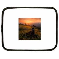 Evening Rest Netbook Case (XL)