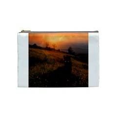 Evening Rest Cosmetic Bag (Medium)