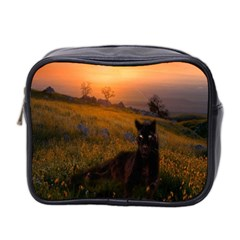 Evening Rest Mini Travel Toiletry Bag (Two Sides)