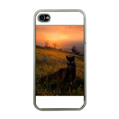 Evening Rest Apple Iphone 4 Case (clear)