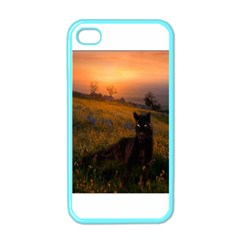 Evening Rest Apple iPhone 4 Case (Color)