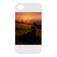 Evening Rest Apple iPhone 4/4S Hardshell Case