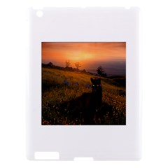 Evening Rest Apple iPad 3/4 Hardshell Case