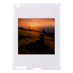 Evening Rest Apple Ipad 3/4 Hardshell Case (compatible With Smart Cover)