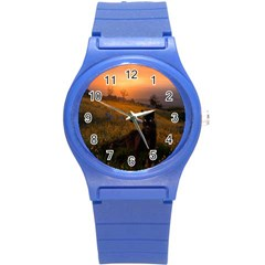 Evening Rest Plastic Sport Watch (Small)